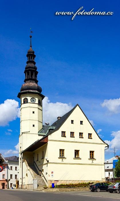 Renesanční radnice, Staré Město, okres Šumperk