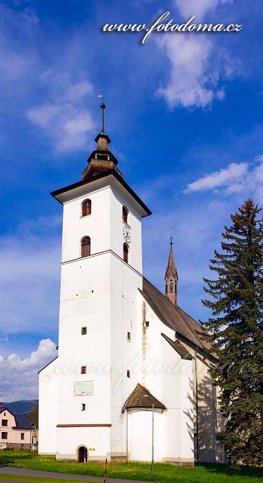 Kostel svatého Jana Křtitele, Velké Losiny, okres Šumperk