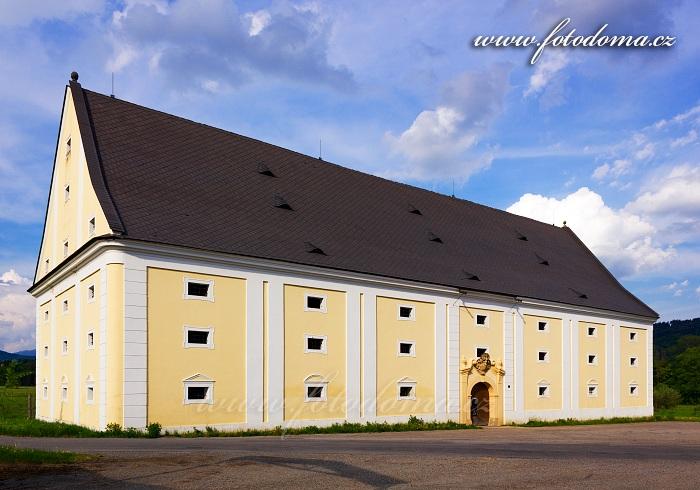 Sýpka, Velké Losiny, okres Šumperk, Olomoucký kraj, Česká republika