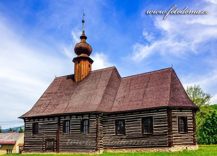 Kostel svatého Michaela, Maršíkov, část obce Velké Losiny