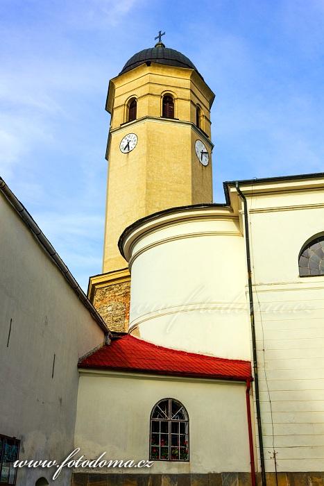 Kostel svatého Augustina, Sovinec, část obce Jiříkov, okres Bruntál, Moravskoslezský kraj, Česká republika