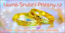Snubní prsteny Strání