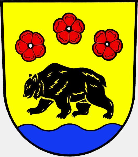Výsledek obrázku pro logo obce písečná