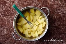 Vařené brambory