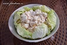 Celerovo jablkový salát