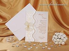 Svatební oznámení vzor 0839