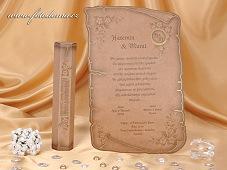 Svatební oznámení vzor 0878