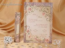 Svatební oznámení vzor 0879