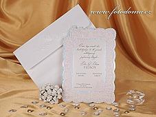 Svatební oznámení vzor 0883