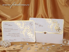 Svatební oznámení vzor 0886