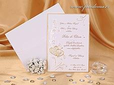 Svatební oznámení vzor 0901