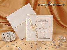 Svatební oznámení vzor 0911