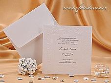 Svatební oznámení vzor 0917