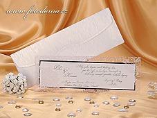 Svatební oznámení vzor 0921