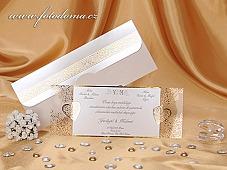 Svatební oznámení vzor 0923
