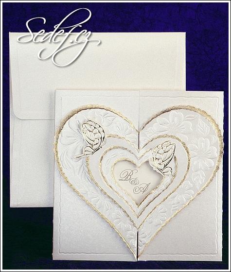 Svatební oznámení 2431