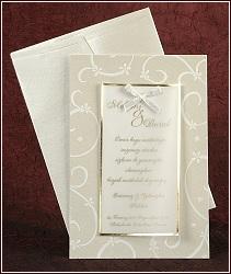 Svatební oznámení vzor 2435