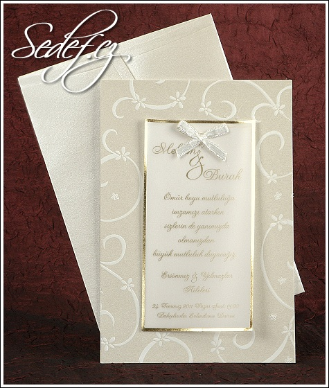 Svatební oznámení 2435