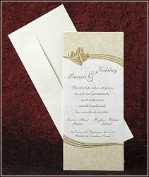 Svatební oznámení vzor 2439