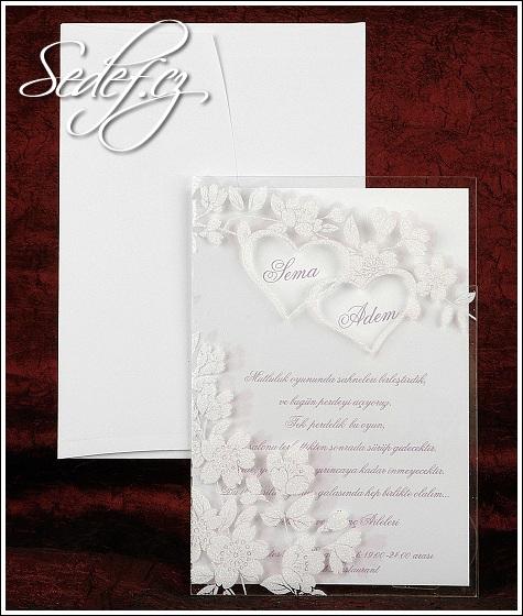 Svatební oznámení 2440