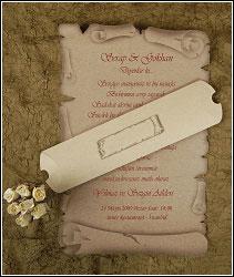 Svatební oznámení vzor 2468