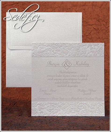 Svatební oznámení 2480