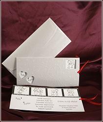 Svatební oznámení vzor 2488