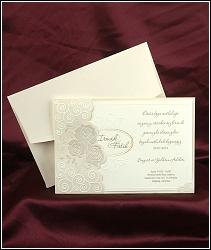 Svatební oznámení vzor 2496