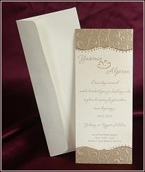 Svatební oznámení vzor 2508