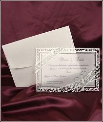 Svatební oznámení vzor 2509