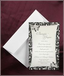 Svatební oznámení vzor 2517