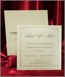 Svatební oznámení vzor 2541