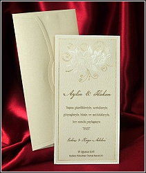 Svatební oznámení vzor 2542