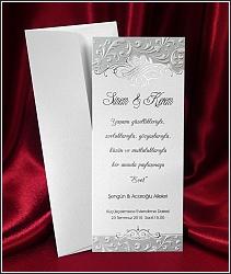 Svatební oznámení vzor 2544