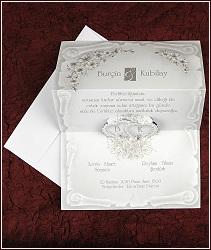 Svatební oznámení vzor 2574