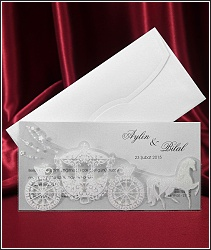 Svatební oznámení vzor 2578