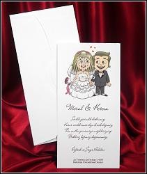 Svatební oznámení vzor 2618