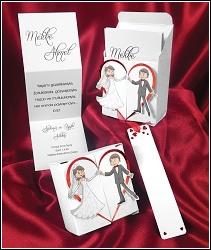 Svatební oznámení vzor 2628