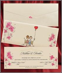 Svatební oznámení vzor 2640