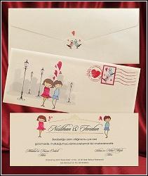 Svatební oznámení vzor 2641