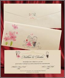 Svatební oznámení vzor 2644