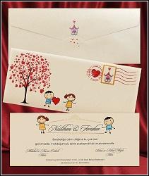 Svatební oznámení vzor 2647