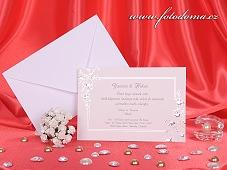 Svatební oznámení vzor 3161