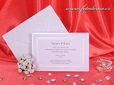 Svatební oznámení vzor 3169