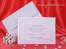 Svatební oznámení vzor 3181