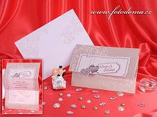 Svatební oznámení vzor 3202