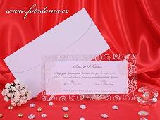 Svatební oznámení vzor 3204