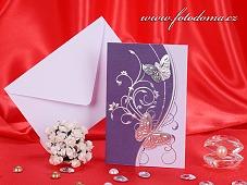 Svatební oznámení vzor 3238