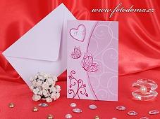Svatební oznámení vzor 3239