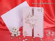 Svatební oznámení vzor 3282